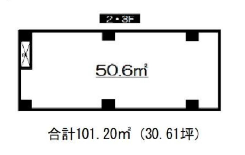 渋谷駅 徒歩2分 スケルトン物件 【何業も可】 画像1