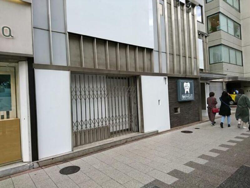 渋谷駅と明治神宮前〈原宿〉駅のほぼ中間  明治通りに面した1階店舗 スケルトン 【業種相談】 画像3