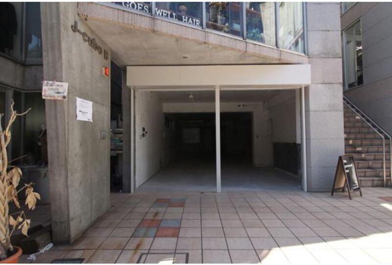 明治神宮前〈原宿〉駅 徒歩5分 キャットストリート近く、入り組んだ路地に漫ろ歩きの人向けの店舗多し スケルトン物件 画像2