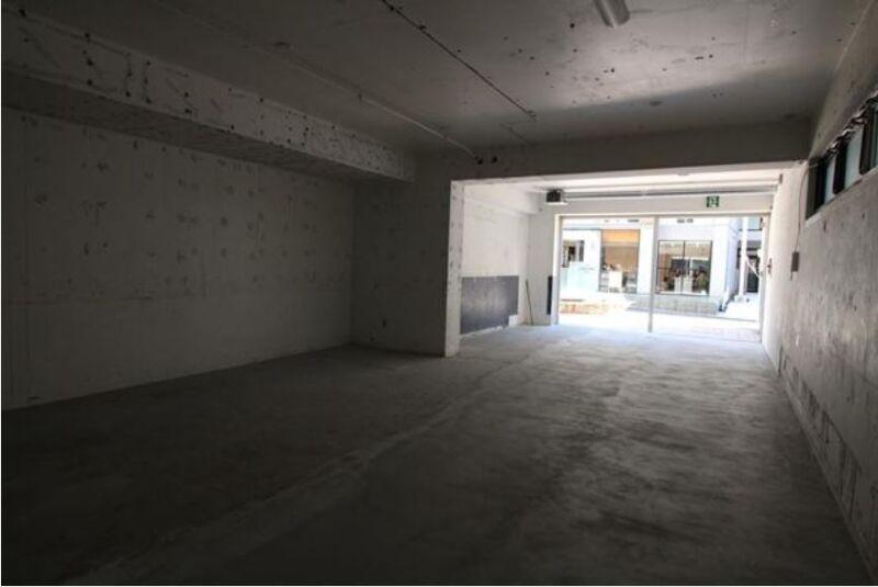 明治神宮前〈原宿〉駅 徒歩5分 キャットストリート近く、入り組んだ路地に漫ろ歩きの人向けの店舗多し スケルトン物件 画像6