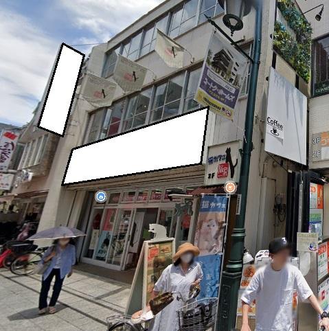 【本川越駅 徒歩3分 駅至近!路面店舗物件 【飲食可】】