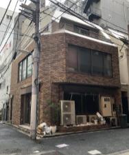 五反田駅 徒歩4分 内装ありの一括貸し店舗物件 【飲食可】外観
