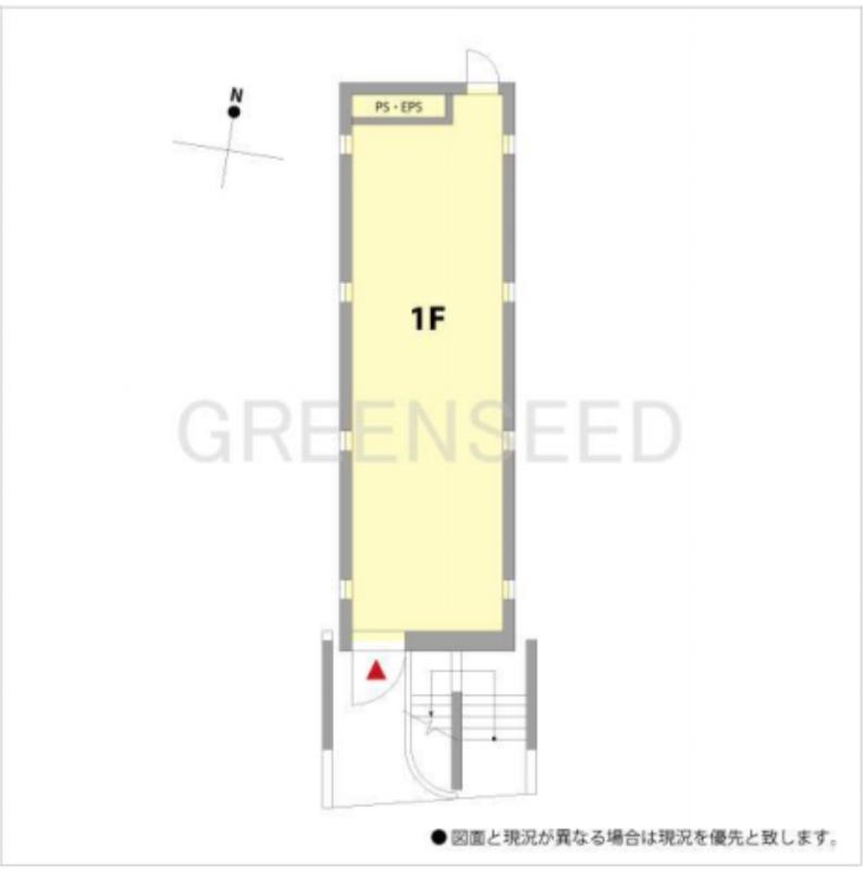 外苑前駅 徒歩3分 スケルトン物件 【飲食相談】 画像1