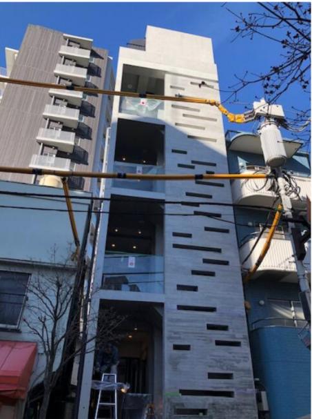 赤羽橋駅 徒歩3分 スケルトン物件 【飲食可】 画像0