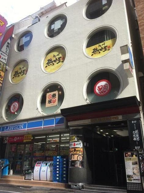 新宿駅 徒歩3分 駅至近!店舗物件物件 画像0