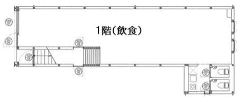 豪徳寺駅 徒歩2分 駅至近!路面店舗物件 【飲食可】 画像1