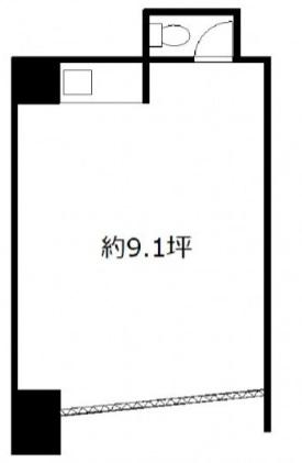 新宿駅 徒歩7分 路面店舗物件 【飲食不可】 画像1
