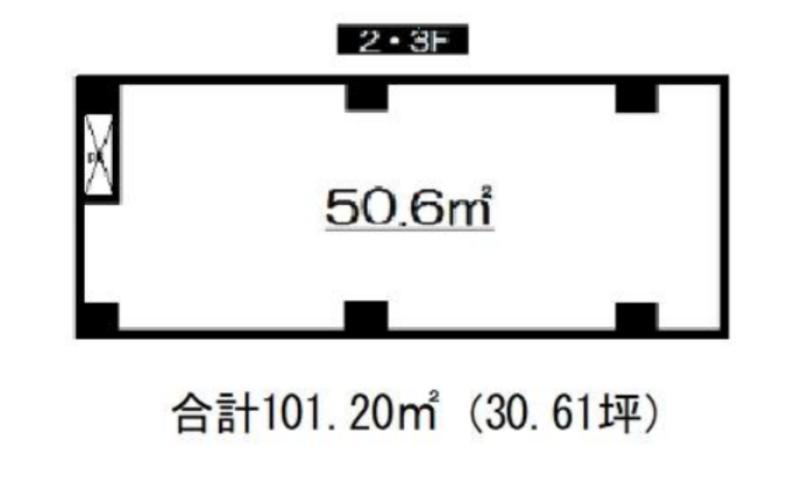 渋谷駅 徒歩2分 スケルトン物件 【業種相談】 画像1