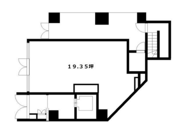 代々木駅 徒歩3分 スケルトン物件 【業種相談】 画像1