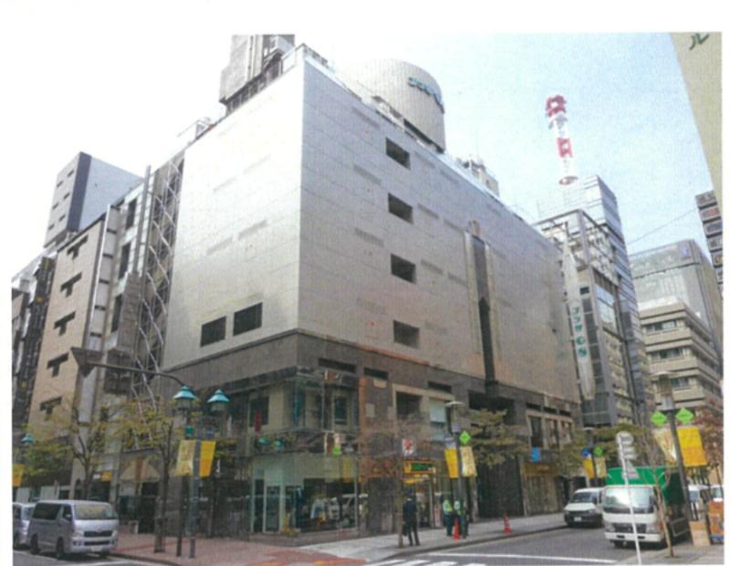 新橋駅 徒歩3分 スケルトン物件 【業種相談】 画像0