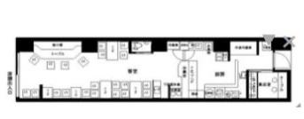 五反田駅 徒歩2分 駅至近!ソニー通り沿いのラーメン店居抜き店舗物件 【重飲食可】 画像1