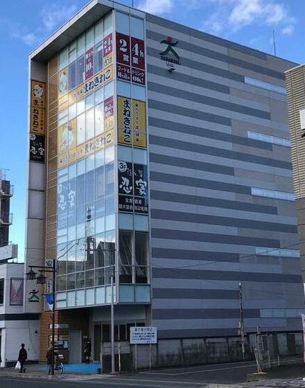 【本川越駅 徒歩3分 駅至近!店舗物件 【飲食可】】