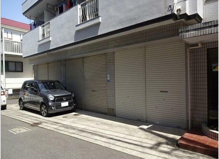 布田駅 徒歩3分 1階路面店 スケルトン物件 【飲食不可】外観