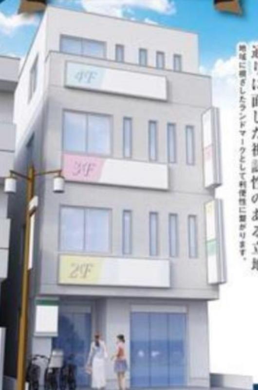 【北千住駅 徒歩7分 スケルトン物件 【業種相談】】