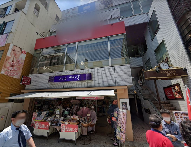 【本川越駅徒歩2分!クレアモール商店街沿い物件!】