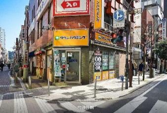 【川崎駅 徒歩5分 角地の路面店舗物件 【飲食可】】