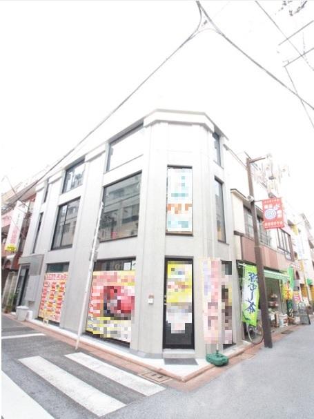 【大岡山駅 徒歩5分 商店街沿い角地に立地!】