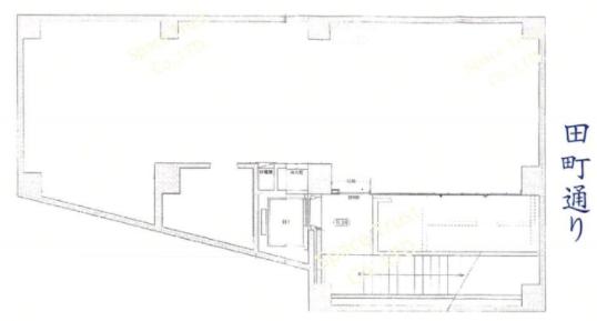 田町通り沿い専有階段有・地下貸店舗【業種相談】 画像1