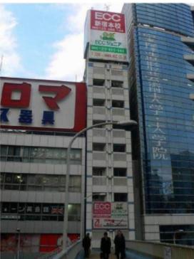 【新宿駅 徒歩5分 現況:そば・うどん・麺類 飲食居抜き物件 【何業も可】】