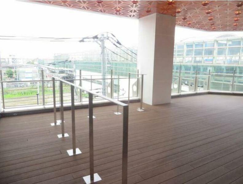 小田急線・JR暗部線 登戸駅 徒歩1分 1,2階はパチンコ・スロットのアミューズメントビル 築後未入居【飲食可】 画像8