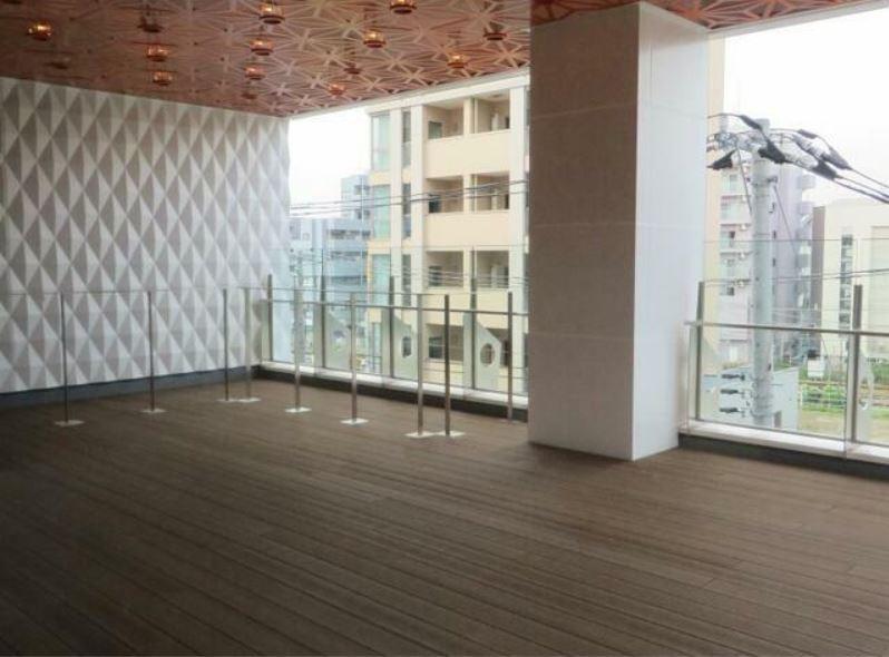 小田急線・JR暗部線 登戸駅 徒歩1分 1,2階はパチンコ・スロットのアミューズメントビル 築後未入居【飲食可】 画像9