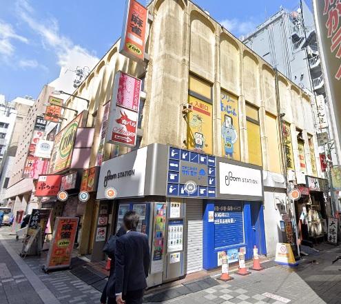 新宿駅 徒歩2分 駅至近!角地の路面店舗物件 【飲食可】 画像0