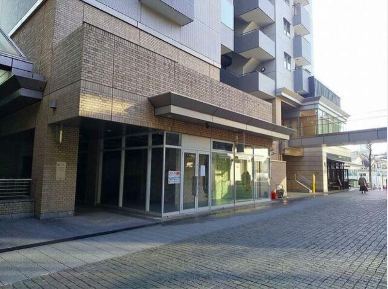 東横線 代官山駅 徒歩1分 2階店舗でも、SC内プロムナード沿いにある1階同様店舗 スケルトン 【飲食不可】 画像0