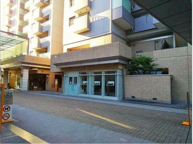 東横線 代官山駅 徒歩1分 2階店舗でも、SC内プロムナード沿いにある1階同様店舗 スケルトン 【飲食不可】 画像2