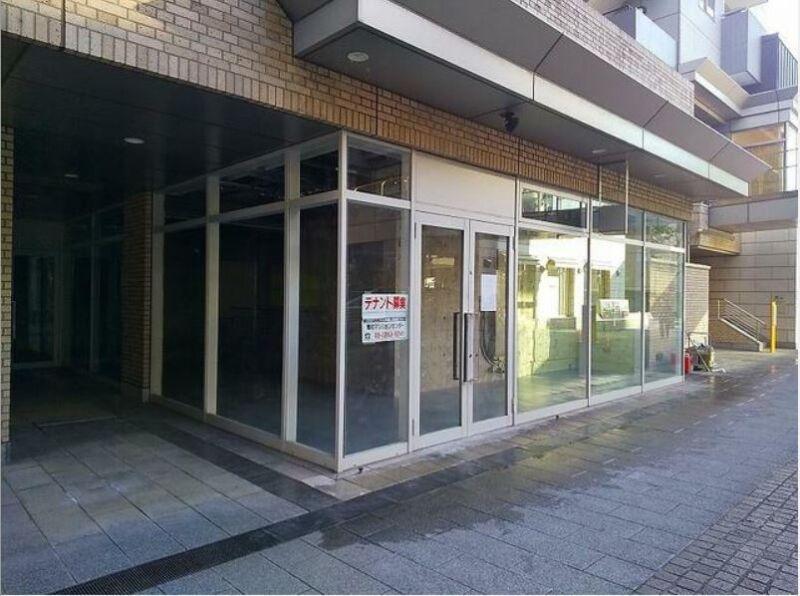 東横線 代官山駅 徒歩1分 2階店舗でも、SC内プロムナード沿いにある1階同様店舗 スケルトン 【飲食不可】 画像3