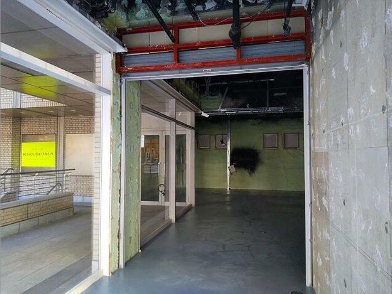 東横線 代官山駅 徒歩1分 2階店舗でも、SC内プロムナード沿いにある1階同様店舗 スケルトン 【飲食不可】 画像4