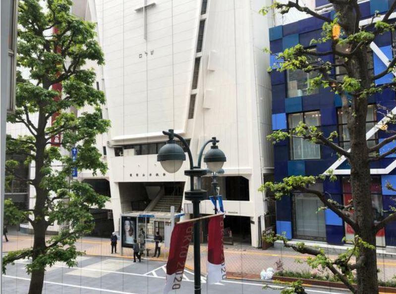 渋谷駅 徒歩4分 公園通り沿い・対面はパルコ スクール居抜きサービス店舗・物販向け店舗向け 【飲食不可】 画像8