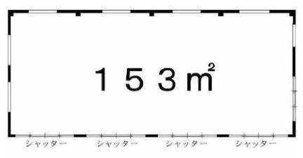 北綾瀬駅 徒歩20分 路面店舗物件 【飲食可】 画像1