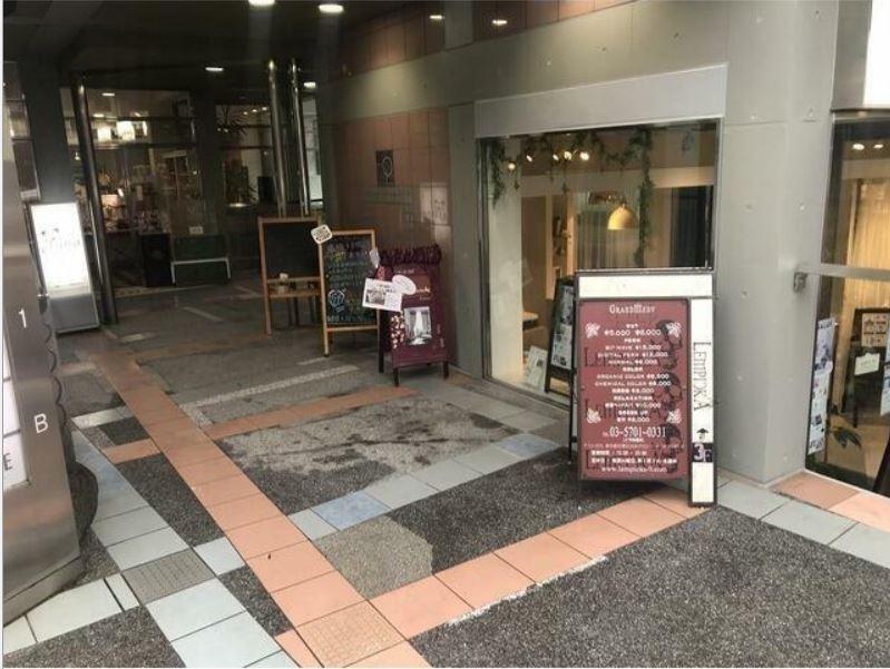 東横線・大井町線 自由が丘駅 徒歩5分 学園通りにあるデザインビル2階スケルトン【飲食不可】 画像10