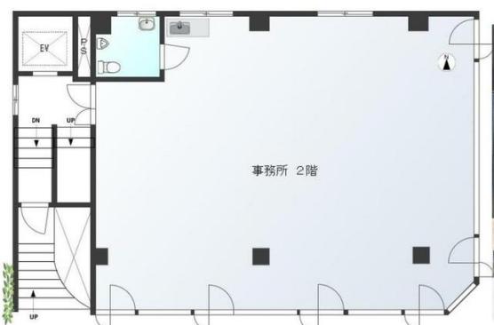 浅草橋駅 徒歩3分 スケルトン物件 【業種相談】 画像1