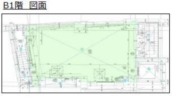 外苑前駅 徒歩2分 スケルトン物件 【業種相談】 画像1