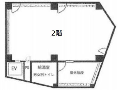 麹町駅 徒歩3分 スケルトン物件 【業種相談】 画像1