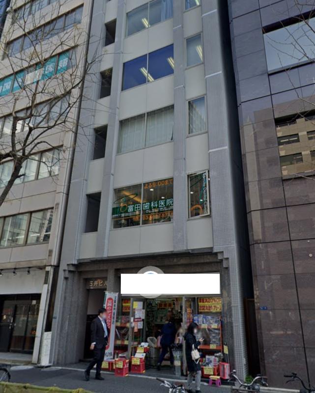 新橋駅 徒歩5分 スケルトン物件 【飲食不可】 画像0