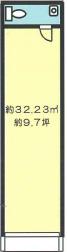 原宿駅 徒歩3分 スケルトン物件 【飲食不可】 画像1