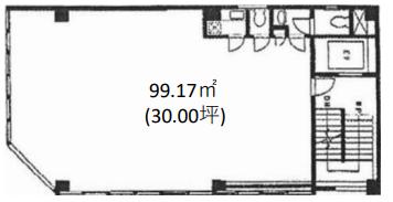 内幸町駅 徒歩2分 現況:サービス(その他) その他居抜き物件 【業種相談】 画像1
