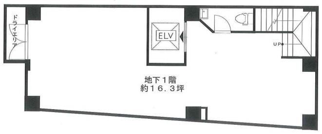 表参道駅 徒歩5分 スケルトン物件 【業種相談】 画像1