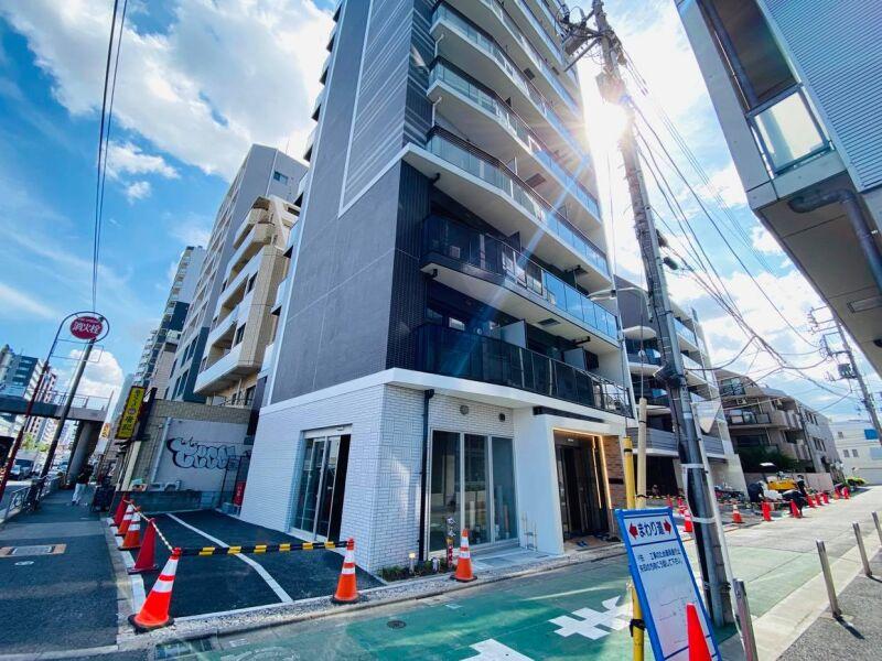 2路線利用可能な「中延駅」至近の新築賃貸マンション! 画像0