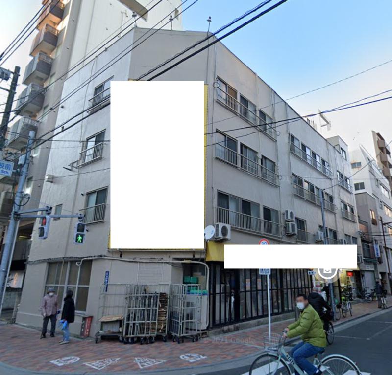 【稲荷町駅 徒歩8分 スケルトン物件 【業種相談】】