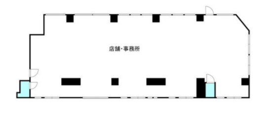 稲荷町駅 徒歩8分 スケルトン物件 【業種相談】 画像1
