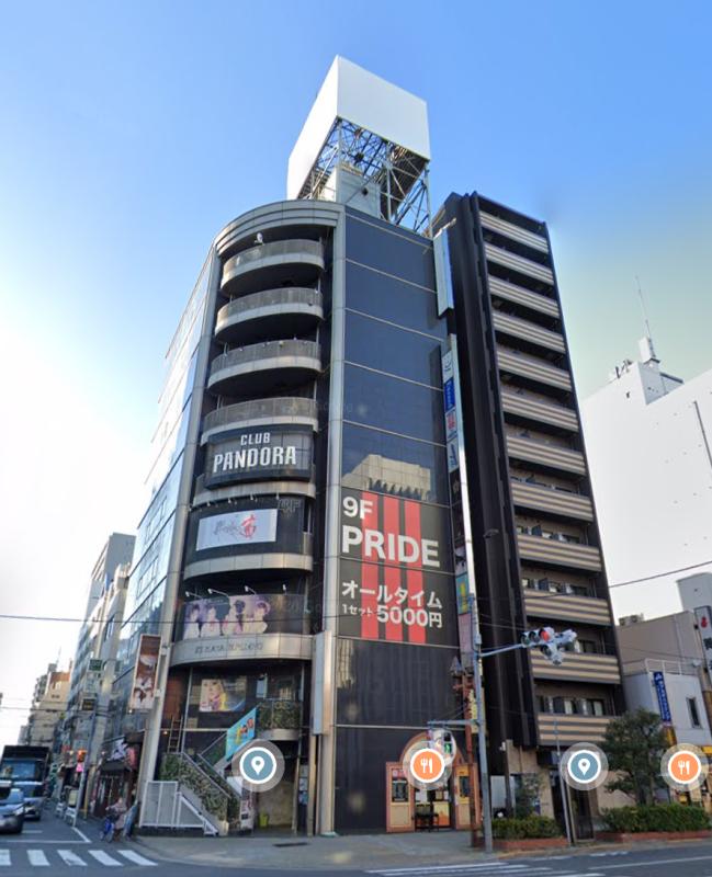 錦糸町駅 徒歩3分 スケルトン物件 【飲食可】 画像0