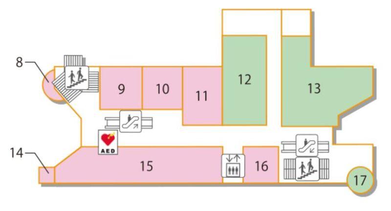吉祥寺駅 徒歩2分 商業ビルの中にある1階店舗 女性向け物販店舗好適 スケルトン 【飲食不可(食物販相談)】 画像1