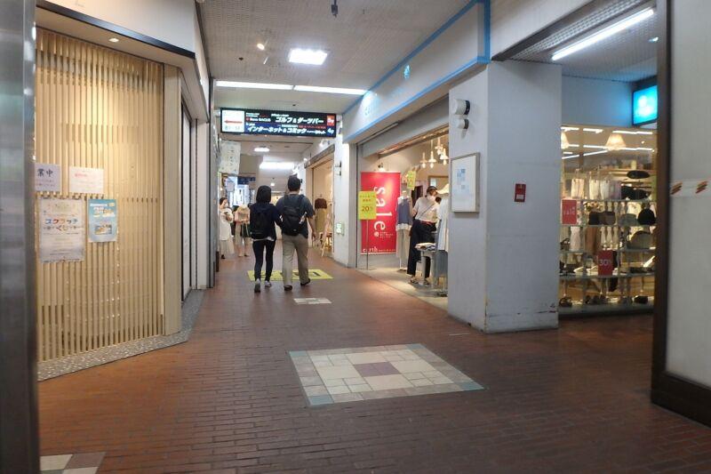 吉祥寺駅 徒歩2分 商業ビルの中にある1階店舗 女性向け物販店舗好適 スケルトン 【飲食不可(食物販相談)】 画像7