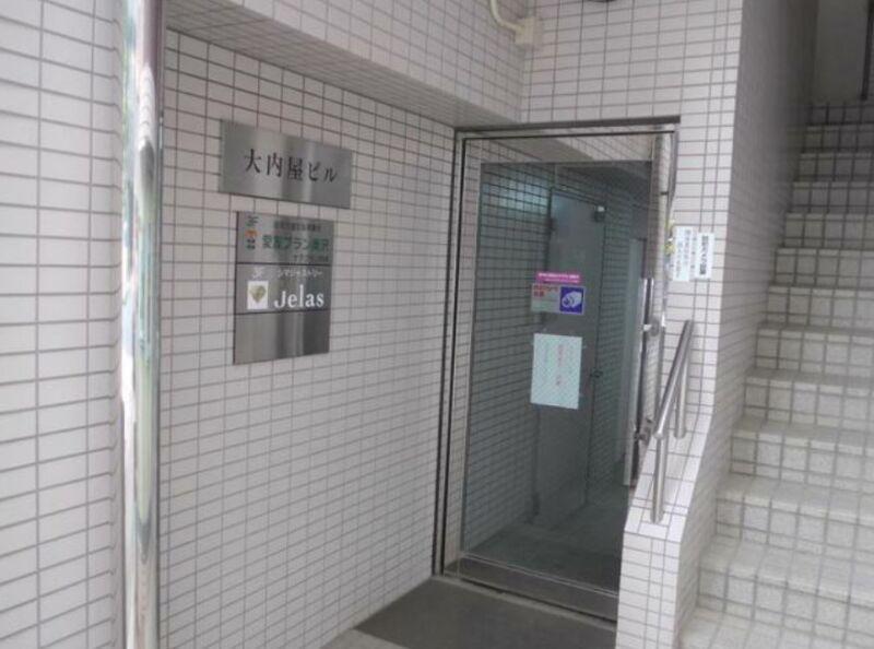 東急目黒線 奥沢駅 駅前徒歩1分 視認性の高い2階店舗 窓面が大きいスケルトン【飲食不可】 画像2
