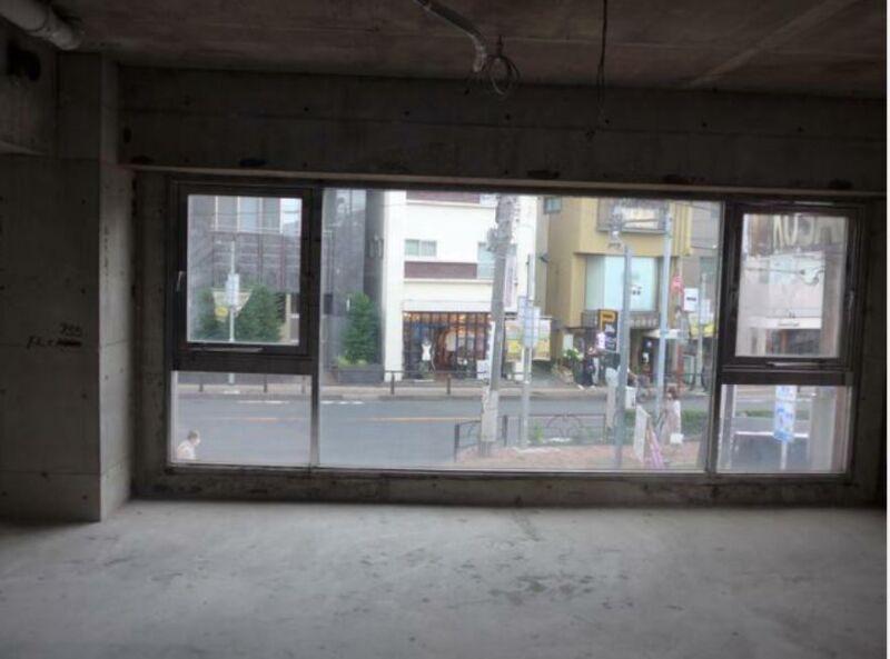 東急目黒線 奥沢駅 駅前徒歩1分 視認性の高い2階店舗 窓面が大きいスケルトン【飲食不可】 画像6
