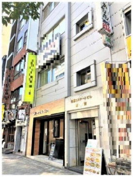 渋谷駅 徒歩2分 スケルトン物件 【飲食可】 画像0