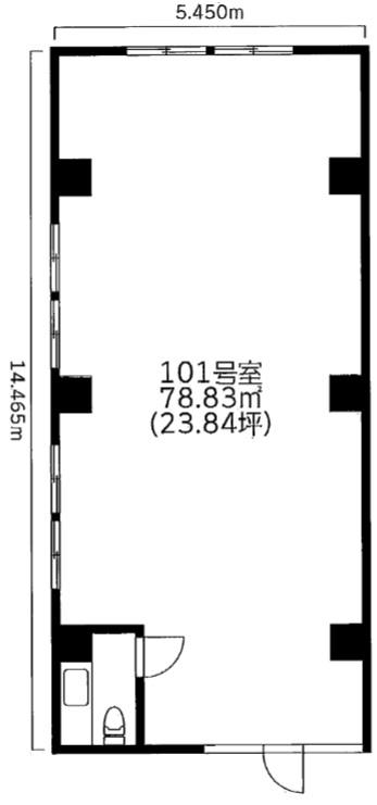 川崎駅 徒歩5分 店舗物件 【軽飲食程度相談】 画像0